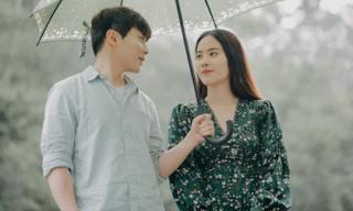 Nam Em tình tứ với hot boy Hàn Quốc ở Đà Lạt
