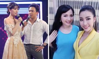 Tin sao Việt 5/8/2018: Trấn Thành chia sẻ 'Hari Won đã không còn đẹp trong mắt tôi nữa rồi', HH Thiên Nga tiết lộ có duyên với Đỗ Mỹ Linh