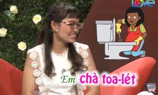 Bạn muốn hẹn hò: Cô gái có sở thích lạ 'stress là dọn toilet' gây ấn tượng mạnh với chàng trai Sài Gòn