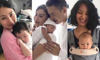 Sao Việt bị trầm cảm sau sinh: Người muốn ôm con đi thật xa, kẻ muốn tự tử
