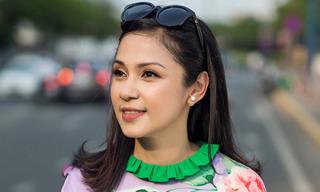 Bất ngờ với giọng hát của 'Người đẹp Tây đô' Việt Trinh