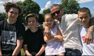 Đi nghỉ ở Indonesia, gia đình David Beckham không khỏi choáng váng vì trận động đất làm hàng trăm người thiệt mạng