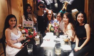 Mai Phương Thuý đón sinh nhật tuổi 30 bên hội bạn thân toàn mỹ nhân