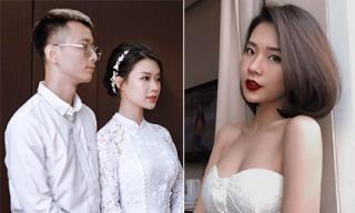 Tác giả hit 'Yêu 5' tổ chức lễ ăn hỏi với bạn gái xinh đẹp như hot girl