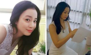 Bị chê mũm mĩm sau sinh, Kim Tae Hee đáp trả khéo léo như thế này