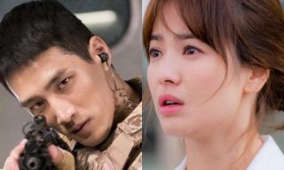 Sau 2 năm, Song Hye Kyo bất ngờ được nam phụ 'Hậu duệ Mặt trời' thổ lộ tình cảm dù đã lấy chồng