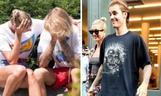 Mới ôm mặt ngồi khóc ở vệ đường, Justin Bieber đã tươi như hoa khi được vợ sắp cưới dẫn đi làm điều đặc biệt
