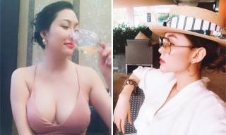 Tin sao Việt 9/8/2018: Phi Thanh Vân tiết lộ: 'Tôi không hạ giá, số đàn ông theo đuổi tôi đang tăng', Minh Hằng khẳng định không nói dối về chuyện 'dao kéo'