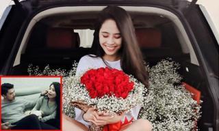 Kỉ niệm ngày yêu, ca nương Kiều Anh vỡ òa trong hạnh phúc khi được chồng tặng món quà lãng mạn như phim ngôn tình