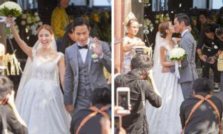Cận cảnh hôn lễ hàng triệu USD của Trịnh Gia Dĩnh và Hoa hậu Hong Kong