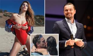 Bạn gái mới chỉ đáng tuổi cháu của tài tử Hollywood Leonardo DiCaprio nóng bỏng đến cỡ nào?