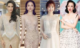 Ai xứng danh 'Nữ hoàng thảm đỏ' showbiz Việt tuần qua? (P94)