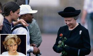 Từng bị chỉ trích vì phản ứng lạ trước cái chết của Công nương Diana, nhưng khoảnh khắc này đã hóa giải ngờ vực cho Nữ hoàng Anh