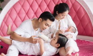Phan Hiển lên tiếng trước nghi vấn vợ chồng lục đục khi Khánh Thi đăng status buồn