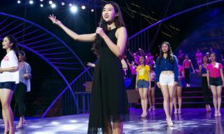 Hoa hậu Mỹ Linh lần đầu khoe giọng hát hay như ca sĩ