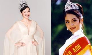 Hoa hậu Việt Nam 1996 Thiên Nga: 'Tôi và con trai như từ trên mây rơi xuống khi chồng mất'