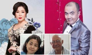 Sau Đàm Vĩnh Hưng, tới Hồng Vân, Quốc Thuận bị kẻ xấu giả mạo facebook để kêu gọi giúp đỡ Mai Phương, Lê Bình