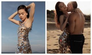 Tung MV đầy cảnh nóng với Kim Lý, Hà Hồ đáp trả chỉ trích 'mặc như không mặc'