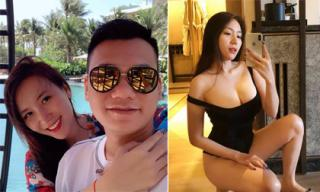 Khắc Việt tận hưởng kì nghỉ ngọt ngào bên bà xã nóng bỏng ở Phú Quốc
