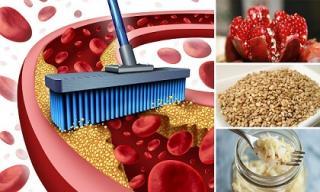 Top những thực phẩm rẻ tiền giúp làm giảm mỡ máu, ngăn ngừa đột quỵ và đau tim