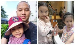 Cùng đăng ảnh con gái, Phạm Quỳnh Anh và Quang Huy lại 'quên' nhắc đến nhau như mọi khi