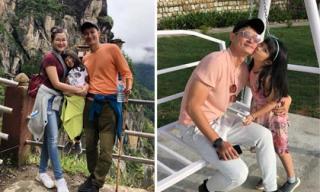 Vợ chồng Huy Khánh tiết lộ điều cần thiết khi đưa con đến 'đất nước hạnh phúc nhất thế giới' Bhutan