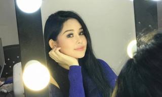 Lê Âu Ngân Anh trở thành học trò Việt Nam đầu tiên của ông trùm Hoa hậu Philippines