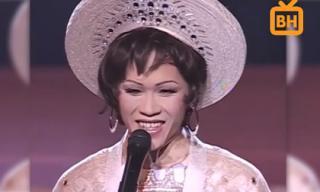 Cười ngất với Hoa hậu Việt Nam phiên bản giọng nói của Mr Cần Trô
