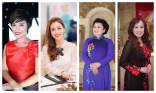 Lộ diện bộ tứ giám khảo quyền lực của Hoa hậu bản sắc Việt 2018