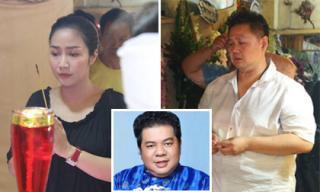 Nghệ sĩ Việt nghẹn ngào đến viếng đám tang nhiếp ảnh sân khấu Minh Hoàng
