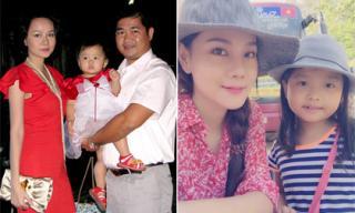 Dương Yến Ngọc cảm ơn chồng cũ dù đã đánh lừa được mình để đưa con gái qua Mỹ