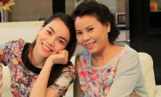 Mẹ Hà Hồ lên tiếng bênh vực khi con gái bị anti-fan công kích dữ dội