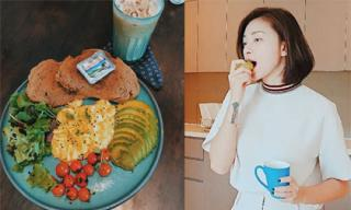 Ngô Thanh Vân hé lộ thực đơn bữa sáng lành mạnh để có một sức khỏe tốt