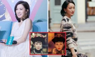 """Cùng đóng """"Kế Hoàng hậu"""", nhan sắc U50 của Xa Thi Mạn và Châu Tấn: Kẻ 8 lạng, người nửa cân"""