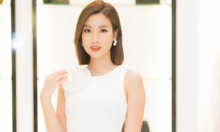 Đỗ Mỹ Linh: 'Ban giám khảo đang cãi nhau cam go để chọn ra ngôi vị Hoa hậu Việt Nam 2018'