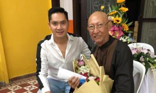 Minh Luân làm mất số tiền mạnh thường quân ở hải ngoại gửi giúp đỡ nghệ sĩ Lê Bình