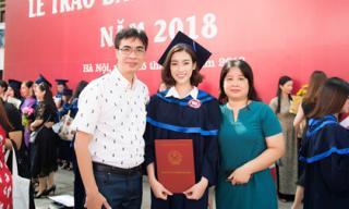 Đỗ Mỹ Linh nhận bằng Tốt nghiệp Đại học trước ngày hết nhiệm kỳ Hoa hậu Việt Nam