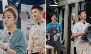"""Chứng tỏ không hề bị cấm sóng, Huỳnh Hiểu Minh hội ngộ Triệu Vy và Tô Hữu Bằng trong """"Nhà hàng Trung Hoa 2"""""""