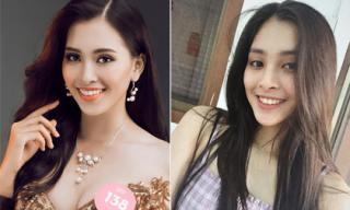 Tân Hoa hậu Việt Nam 2018 Trần Tiểu Vy: Nhan sắc đời thường còn 'cực phẩm' hơn cả trang điểm