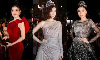 Thảm đỏ Chung kết Hoa hậu Việt Nam 2018: Dàn sao lộng lẫy đổ bộ