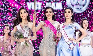 Tân Hoa hậu Việt Nam 2018 Trần Tiểu Vy nói về clip trong quán bar và bảng điểm kém