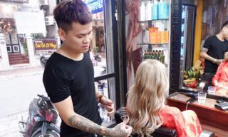 """Nhà tạo mẫu tóc Dũng Nguyễn: """"quan trọng nhất với người làm nghề là sự sáng tạo không ngừng"""""""