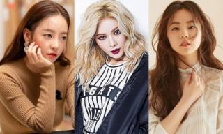 3 'nữ thần bạc tỷ' của Kpop có nguy cơ biến mất khỏi showbiz vì ngập ngụa trong scandal