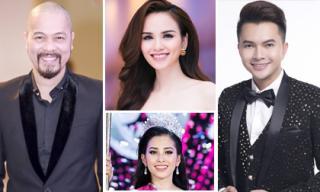 Loạt sao Việt gửi lời chúc mừng, khen ngợi nhan sắc Tân Hoa hậu Việt Nam 2018 - Trần Tiểu Vy