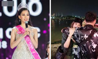 Tin sao Việt 17/9/2018: Tân Hoa hậu Tiểu Vy bị hàng chục tài khoản giả mạo trên facebook, danh tính thật 'bạn trai mới' của Quế Vân