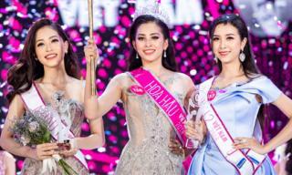 Thành tích học tập đều 'không phải dạng vừa' của top 3 Hoa hậu Việt Nam 2018