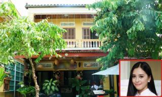 Không gian ngôi nhà trên phố cổ Hội An của gia đình Hoa hậu Việt Nam 2018 Trần Tiểu Vy