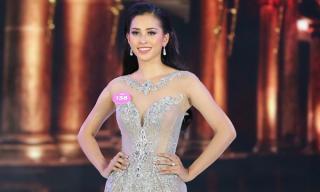 Tân Hoa hậu Việt Nam 2018 Trần Tiểu Vy: 'Chuyện bước vào showbiz, tôi chưa nghĩ tới'