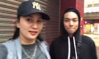 Fan lo lắng khi vợ chồng Khánh Thi có mặt ở Hồng Kông đúng lúc cơn bão Mangkhut đổ bộ