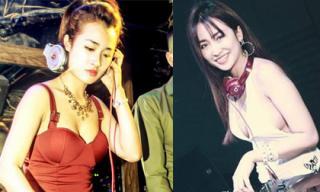Loạt ảnh nóng bỏng của DJ Trang Moon mỗi khi đi biểu diễn